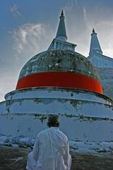 Anuradaura - Sri Lanka (Hiran_ak) Tags: sky tourist best srilanka polonaruwa anuradapura
