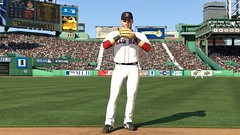 MLB 09 The Show Screenshot PEDROIA