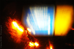 Errance... (Nadia || Magnolias Prod.) Tags: road blue winter motion blur france rain yellow night speed jaune drive movement highway nadia hiver pluie bleu route roadsign autoroute luxembourg nuit wandering panneau magnolias flou mouvement vitesse errance surlevif rouler nadiamichel magnoliasproductions vuesdenbas