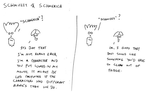 366 Cartoons - 009 - Schmuzzy & Schmerica