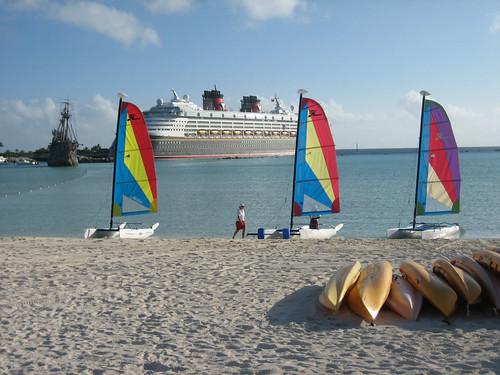 Castaway Cay - Boat Beach 12