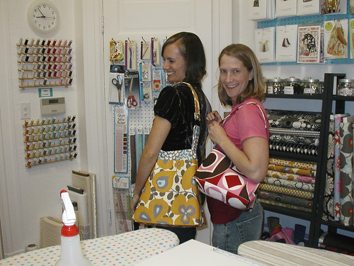 Handmade Handbags at StitchCraft