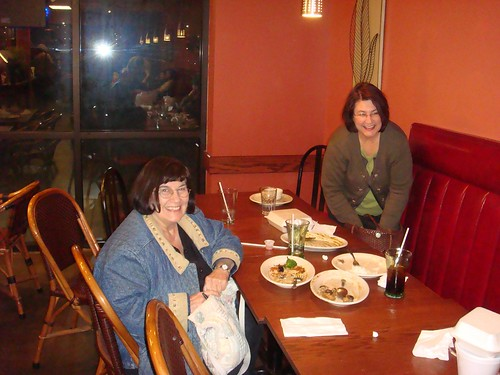 February Geek Dinner by Roland K Smith from Flickr