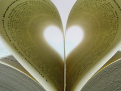 Book Heart (KMRM Photography) Tags: love book words heart you pages books literature page chapter bookheart