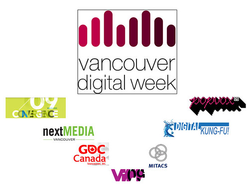 Vancouver Digital Week - Events