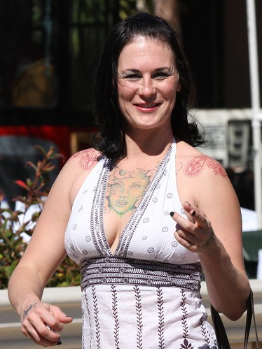 Medusa tattoo nopei did not turn to stone