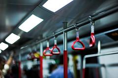 Ringing (Explored) (terencehonin) Tags: hk subway hongkong nikon bokeh explore nikkor cinematic mtr 85mmf14 explored d700 afnikkor85mmf14dif