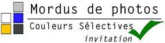 Mordus couleurs selectives invitation