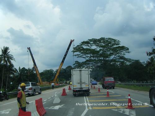 Roadworks Kota Tinggi