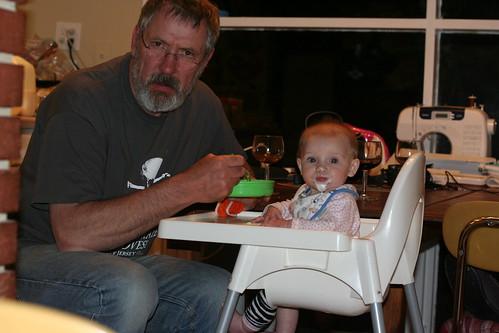 Like Grandad Like Bea