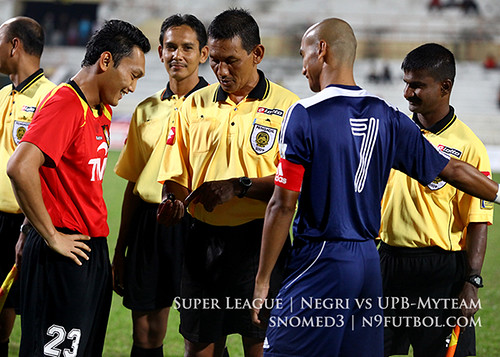 MSL Result | Negri 6 UPBMyTeam 2