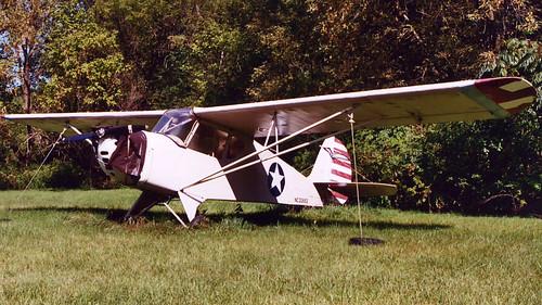 Aeronca 65TL Super Chief (NC33882)