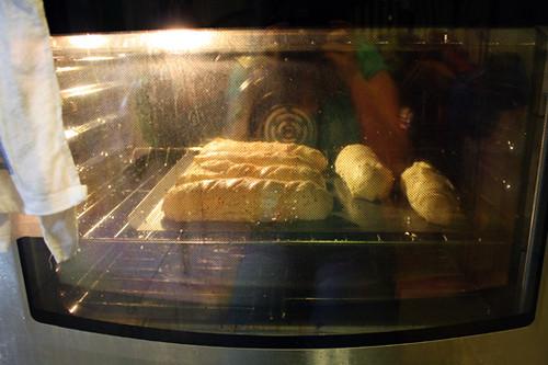 Homemade Baguettes (+ the World's Best Hot Dog) 3