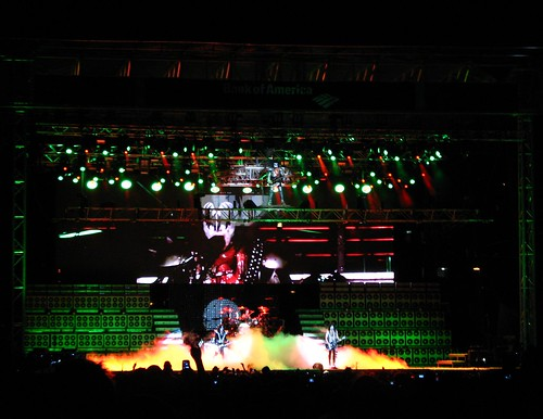 KISS at Bluesfest