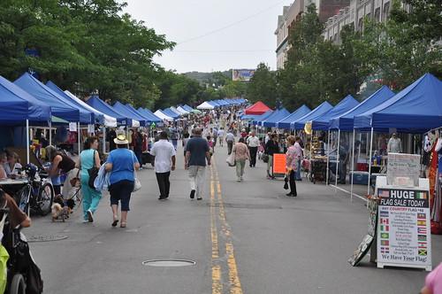 Quincy Street Fair