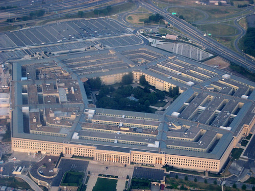 Pentagon Flickr: gregwest98