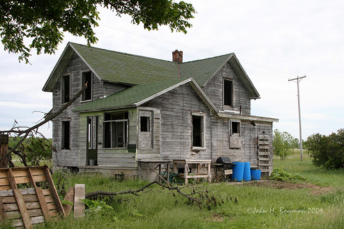 Abandoned in Ohio