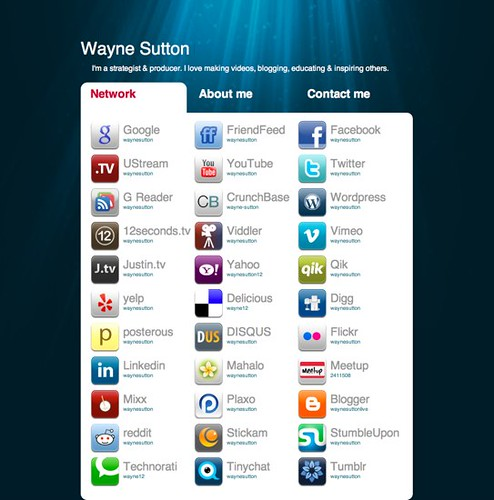 Wayne Sutton on card.ly