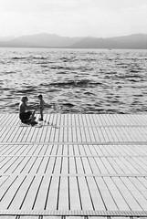 Sull.acqua (U-doc) Tags: italy lake lago garda lakeside ponte verona lungolago pontile