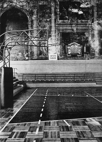 Giorgio Lotti, interior of the Misericordia, c. 1968-70