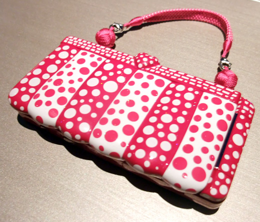 Yayoi Kusama - Hand Bag for Space Travel