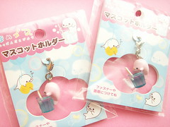 Kawaii Cute Mamegoma Phone Strap Charm Mascot Soda Pink (Kawaii Japan) Tags: pink blue anime cute smile smiling animal japan shopping asian happy japanese store nice pretty little character small adorable craft mini charm goods mascot collection seal tiny stuff kawaii strap zipper soda collectible lovely cuteness goodies crafting collector phonestrap phonecharm sanx zippered mamegoma japanesestore cawaii japaneseshop kawaiishopping kawaiijapan zippercharm kawaiishop kawaiishopjapan phonestrapmascot