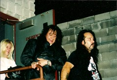 10/31/94 Ace Frehley @ Mirage, Minneapolis, MN *Ace Leaves the building after the show