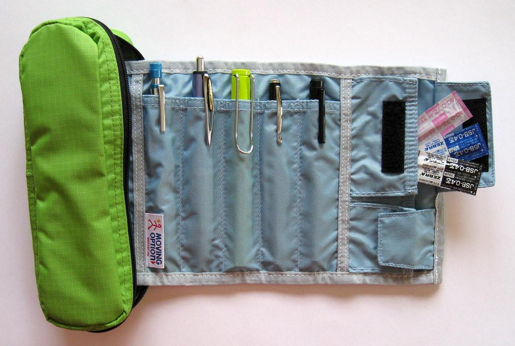 Nomadic Roller Pencil Case