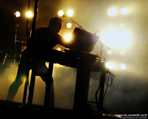Trent Reznor | Nine Inch Nails @ Mansfield MA 6/3/09