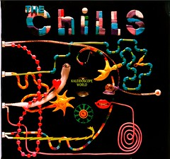 The  Chills - Kaleidoscope World - Front Cover by Chillblue