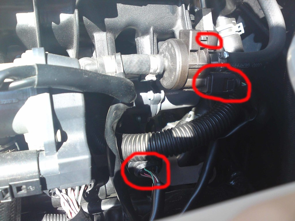 Diy Intake Flap Motor Replacement