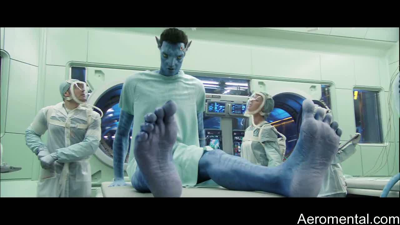 película Avatar Jake Navi