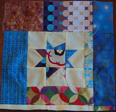 Quilt 12 Together - Aug/Dawn