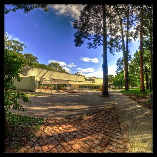 Institute of Astronomy | HDR Vertorama