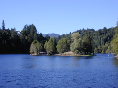 Loch Lomond (tiny red warrior) Tags: california lake water northamerica santacruzmountains lochlomond
