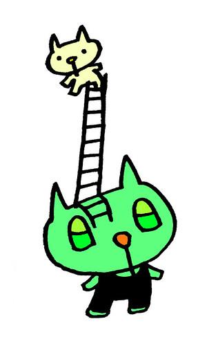 はしご乗り