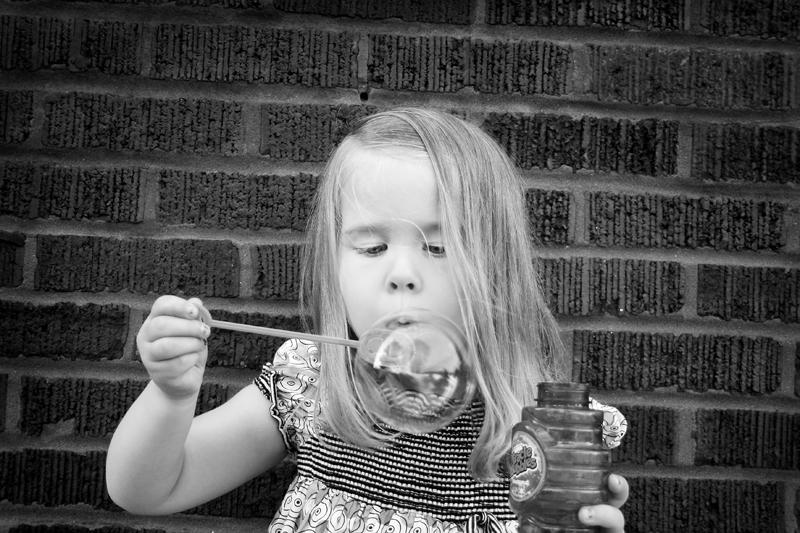 Bubbles1BW