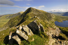 The roof of Wales (Danil) Tags: uk holiday mountains wales landscape unitedkingdom daniel sigma stunning snowdonia 1020mm magnificent delightful landschap dazzling marvellous scrambling d300 carneddllewelyn grandiose hillwalk theroofofwales