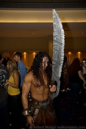 Conan - Dragon*Con 2009