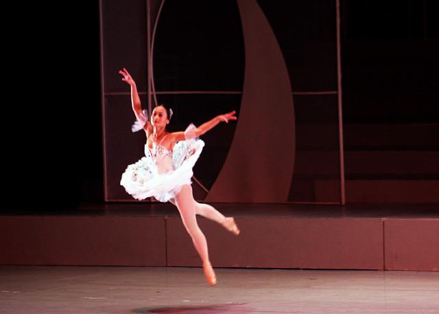 Lisa 'Macuja Elizalde- artistic director and principal ballerina, Ballet Manila