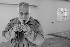 Mr. Carras and his tobacco pipe (rsnlaud) Tags: james university dad state florida pipe seminoles smoking carras
