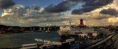 Gothenburg: Danmarks Terminalen