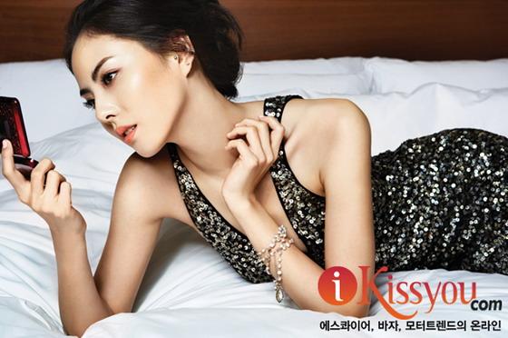 Korea Actress Park Ji Yoon (박지윤) Sexy Photoshoot:: Classic Girls