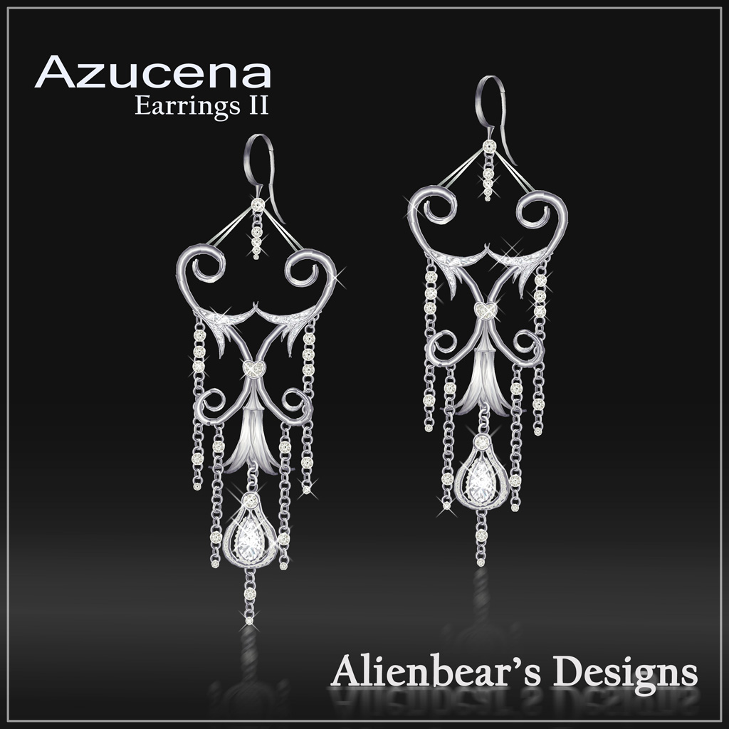 Azucena earrings S2