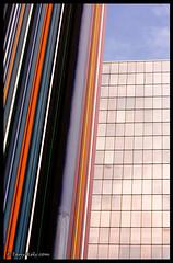 Moretti 3 (tany_kely) Tags: chimney sculpture paris france art colors lines architecture digital work canon eos couleurs raymond oeuvre lignes immeuble défense moretti skycraper cheminée abstrait gratteciel buildig 450d rebelxsi