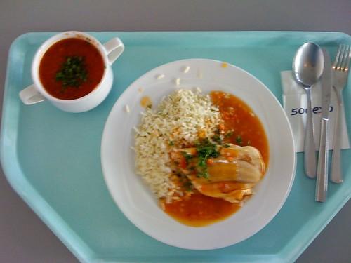 Hähnchenbrust & Chilisauce