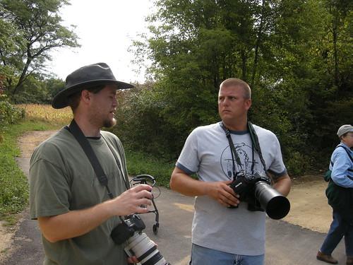 Talking Cameras
