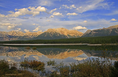 Upper Lake, Kananaskis Country