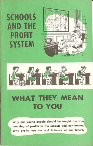 SCHOOLS AND THE PROFIT SYSTEM 001