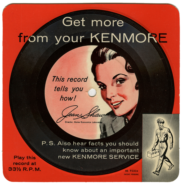 Kenmore record_tatteredandlost